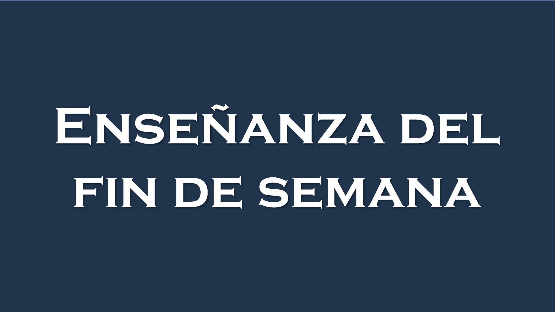 FinDeSemana